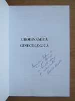 Anticariat: Ovidiu Nicodin - Urodinamica ginecologica (cu autograful autorului)