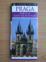 Anticariat: Praga. Harta si ghid de buzunar