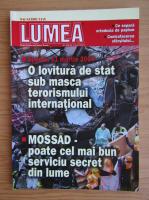Revista Lumea, an XIX, nr. 4 (241), 2013