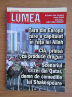 Revista Lumea, an XXIII, nr. 7 (262), 2017