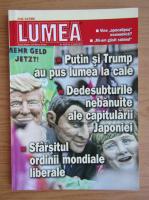 Revista Lumea, an XXIII, nr. 8 (263), 2017