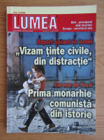 Anticariat: Revista Lumea, anul XXI, nr. 6 (267), 2015