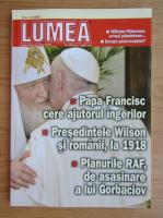 Revista Lumea, anul XXIV, nr. 11 (308), 2018