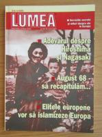 Anticariat: Revista Lumea, anul XXV, nr. 8 (317), 2019