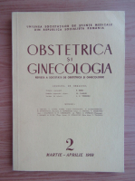 Revista Obstetrica si Ginecologia, volumul XVII, nr. 2, martie-aprilie 1969