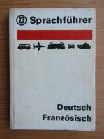 Anticariat: Sprachfuhrer. Deutsch-Franzosisch