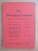 Anticariat: The Developing Economies, volumul 2, nr. 4, december 1964