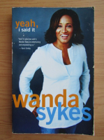 Anticariat: Wanda Sykes - Yeah, I said it