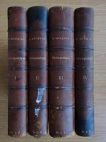 A. Manquat - Traite elementaire de therapeutique (4 volume, 1911)