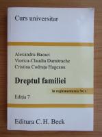 Anticariat: Alexandru Bacaci - Dreptul familiei