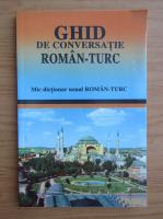 Angi Senn - Ghid de conversatie roman-turc