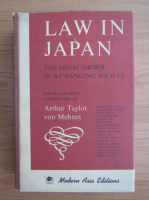 Arthur Taylor - Law in Japan