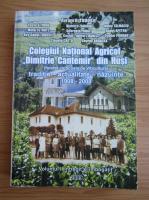 Anticariat: Avram D. Tudosie - Colegiul National Agricol Dimitrie Cantemir din Husi