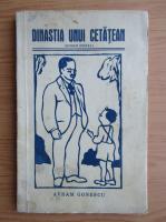 Avram Gonescu - Dinastia unui cetatean (aprox. 1939)