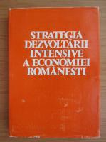Anticariat: Barbu Gh. Petrescu - Strategia dezvoltarii intensive a economiei romanesti