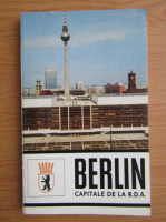Anticariat: Berlin, capitale de la R.D.A. Guide