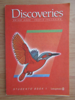 Anticariat: Brian Abbs - DIscoveries. Students book 1