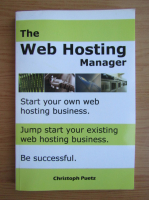 Anticariat: Christoph Puetz - The Web Hosting Manager