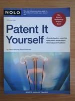 Anticariat: David Pressman - Patent it yourself