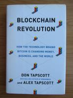 Don Tapscott - Blockchain revolution