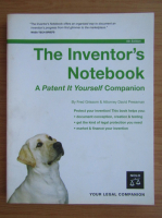 Anticariat: Fred Grissom - The inventor's notebook