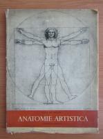 Anticariat: Gheorghe Ghitescu - Anatomie artistica, volumul 1. Constructia corpului