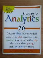 Anticariat: Jerri Ledford - Google Analytics 2.0