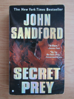 Anticariat: John Sandford - Secret prey