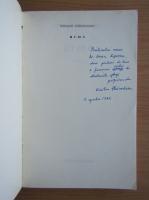 Anticariat: Nicolae Staiculescu - Urme (cu autograful autorului)