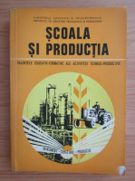Petre Barbulescu - Scoala si productia