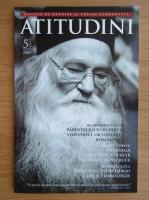 Anticariat: Revista Atitudini, anul I, nr. 5, aprilie 2009
