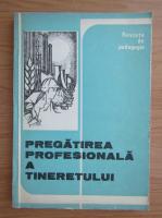 Anticariat: Revista de pedagogie. Pregatirea profesionala a tineretului