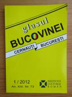 Revista Glasul Bucovinei, anul XIX, nr. 1, 2012
