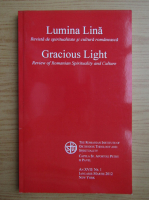 Anticariat: Revista Lumina Lina, an XVII, nr. 1, ianuarie-martie 2012