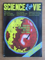 Revista Science et Vie, nr. 704, mai 1976