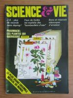 Revista Science et Vie, nr. 707, august 1976