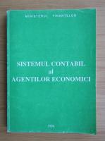 Sistemul contabil al agentilor economici