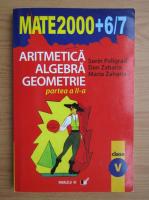 Anticariat: Sorin Peligrad - Aritmetica, algebra, geometrie, clasa a V-a (partea a II-a, 2006)