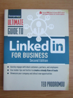 Ted Prodromou - Ultimate guide to Linkedin for business