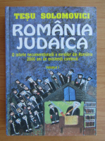 Tesu Solomovici - Romania judaica (volumul 1)