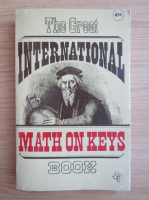 Anticariat: The great international math on keys book