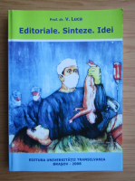Anticariat: Vasile Luca - Editoriale, sinteze, idei