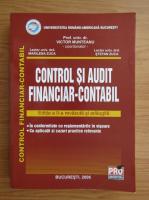 Anticariat: Victor Munteanu - Control si audit financiar-contabil
