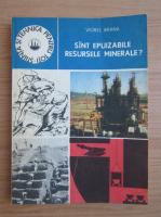 Anticariat: Viorel Brana - Sunt epuizabile resursele minerale?