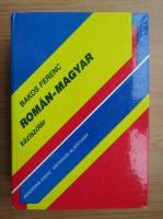 Anticariat: Bakos Ferenc - Dictionar roman-maghiar
