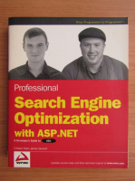 Cristian Darie - Professional search engine optimization with ASP.NET