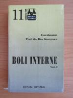 Dan Georgescu - Boli interne (volumul 1)