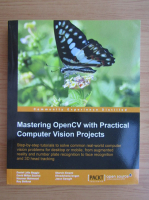 Daniel Lelis Baggio - Mastering OpenCV with practical computer vision projects