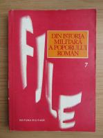 Anticariat: Din istoria militara a poporului roman (volumul 7)