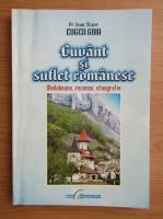 Anticariat: Eugen Goia - Cuvant si suflet romanesc. Medalioane, recenzii, etnografie